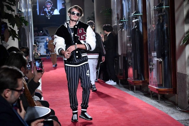 Brandon Thomas Dolce & Gabbana