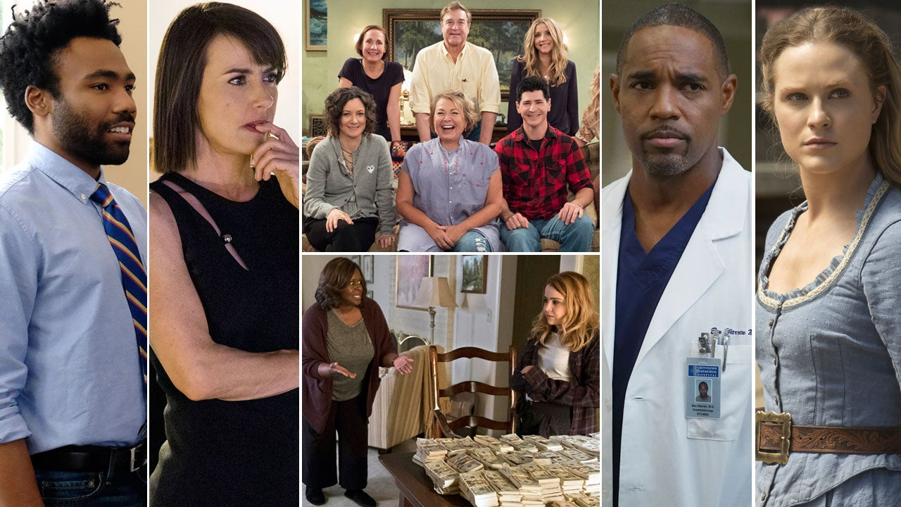 12 TV Shows You Can't Miss in 2018! | Entertainment Tonight