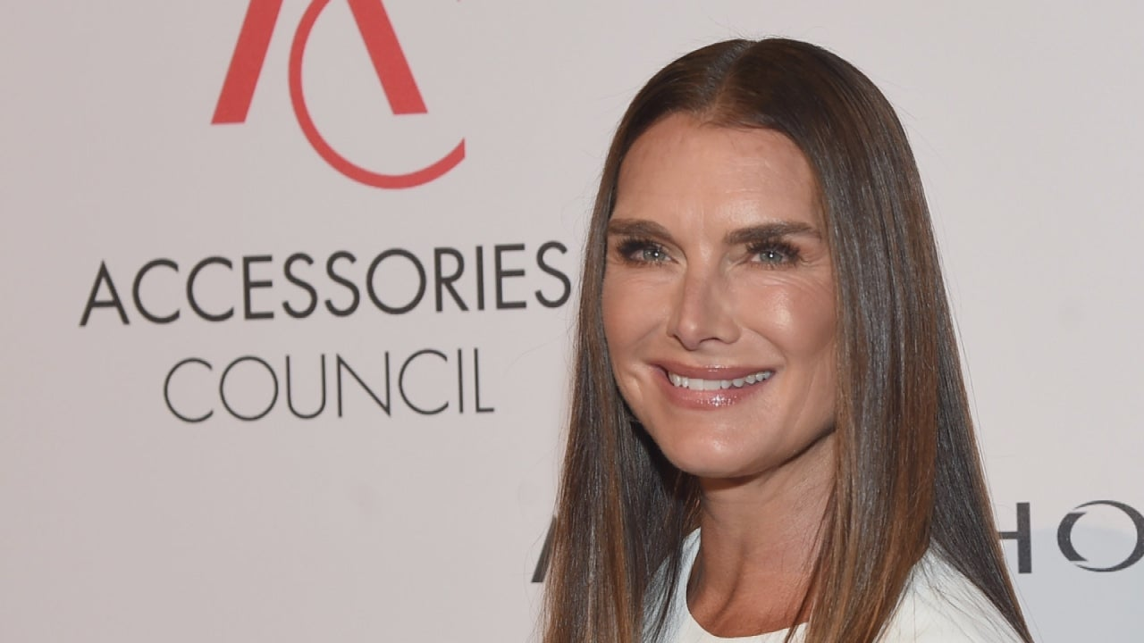 Brooke Shields Starts Work On Law Amp Order Svu See