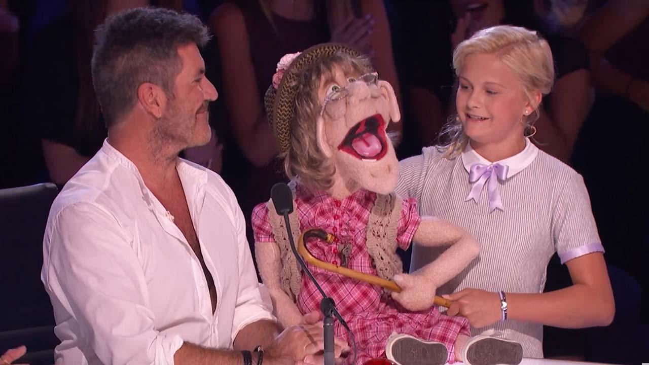 America S Got Talent Ventriloquist Darci Lynne S New