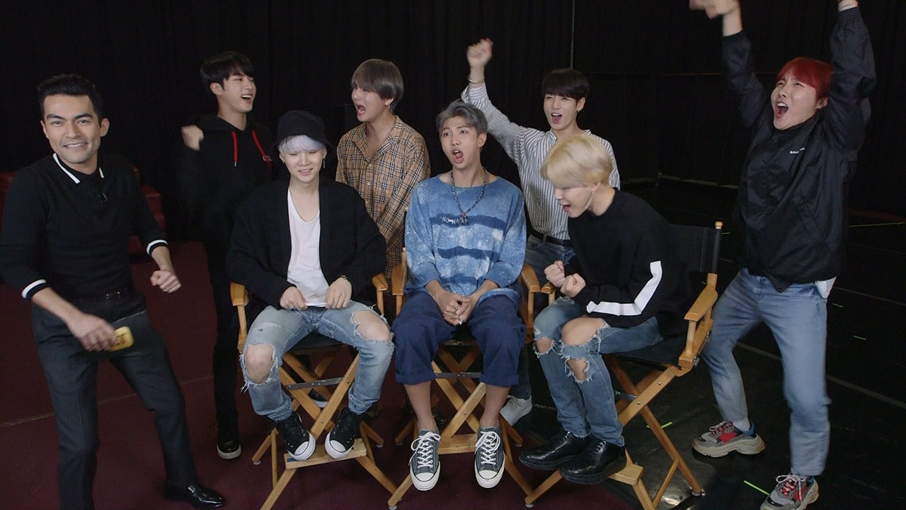 BTS Reveal What to Expect From Their History-Making AMA