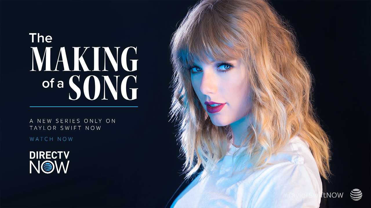 Taylor Swift Sings 'King of My Heart' in New BTS Footage ...