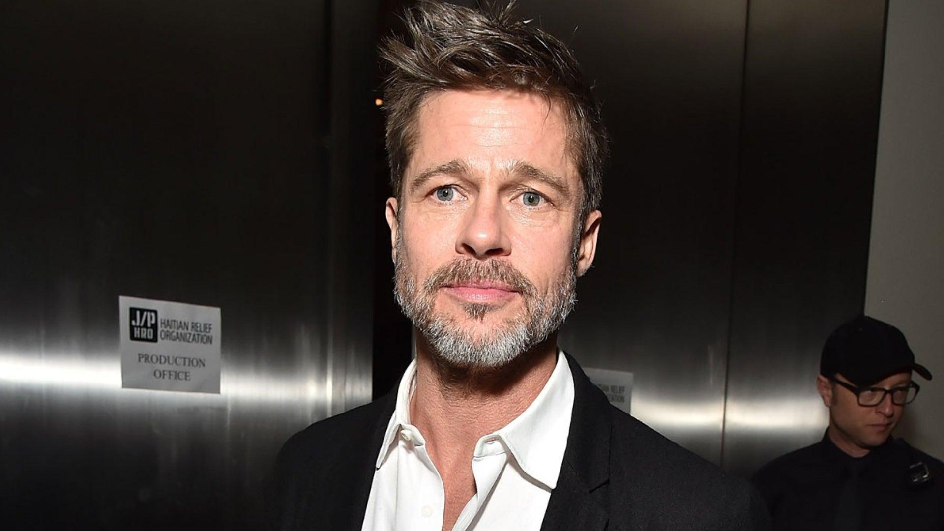 Brad Pitt Is Dating Ag...