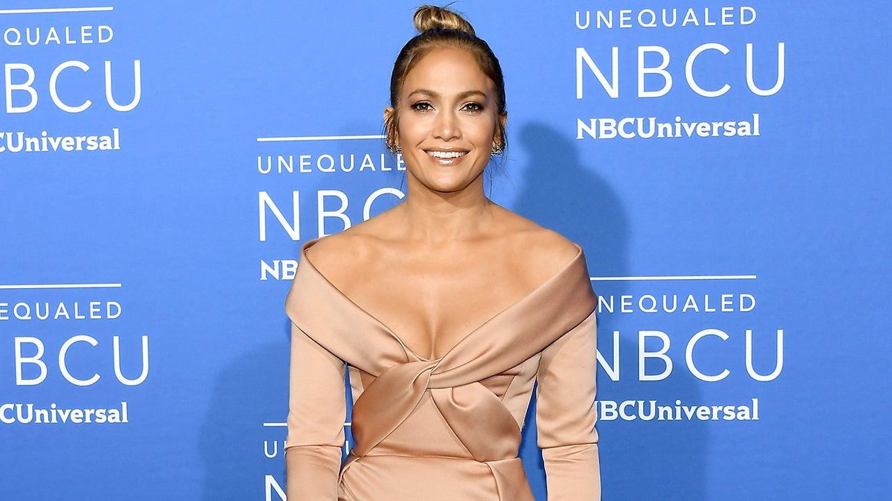 Secrets of the star body of 46-year-old Jennifer Lopez