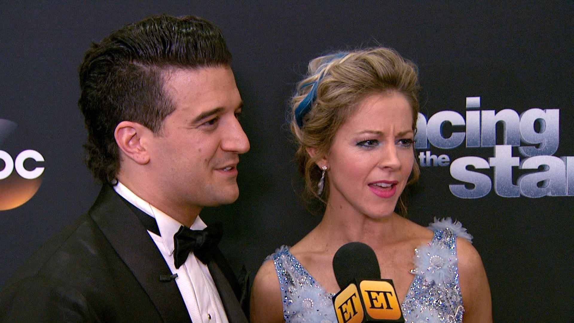 mark ballas and bc jean are going on tour with his dwts partner