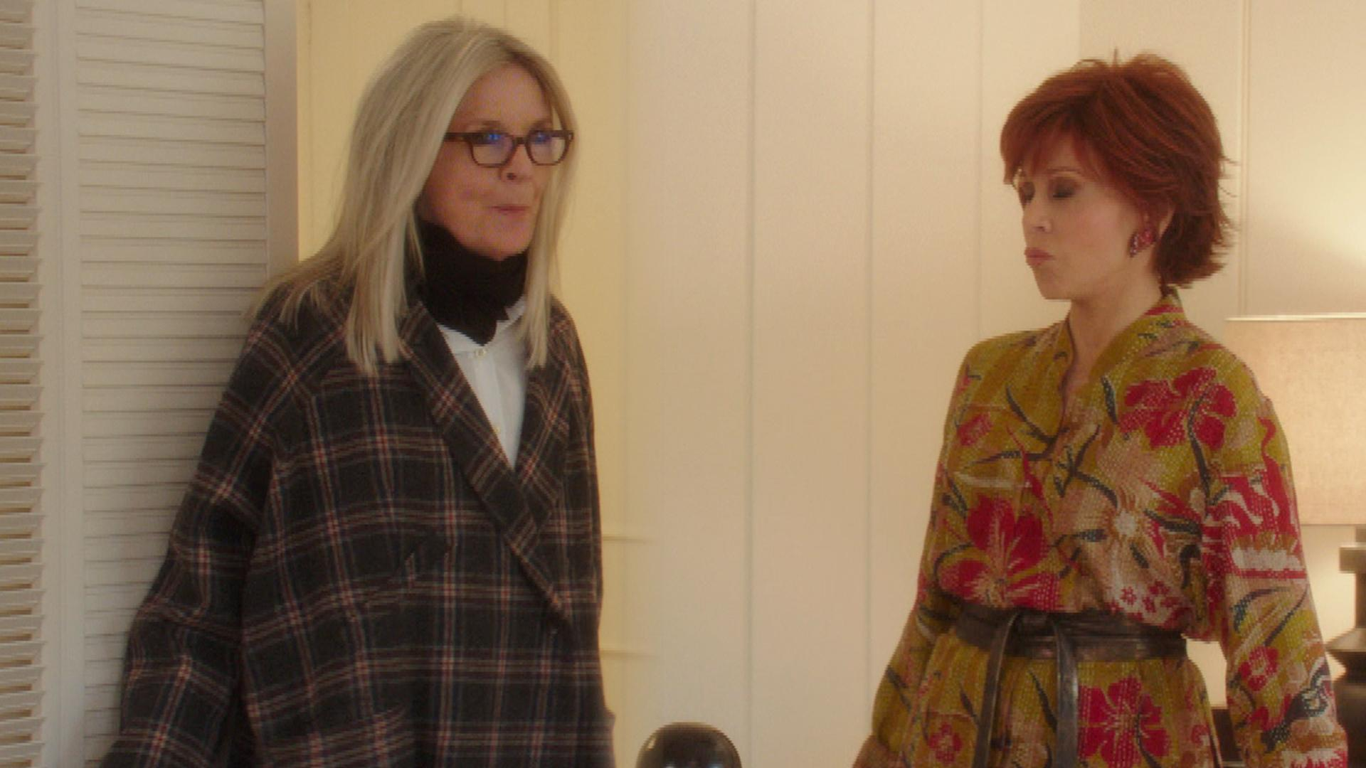 First Look At Book Club With Jane Fonda And Diane Keaton Exclusive