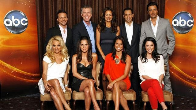 Good Morning America Saturday Cast 2013 : Dwts all stars partners announced entertainment tonight
