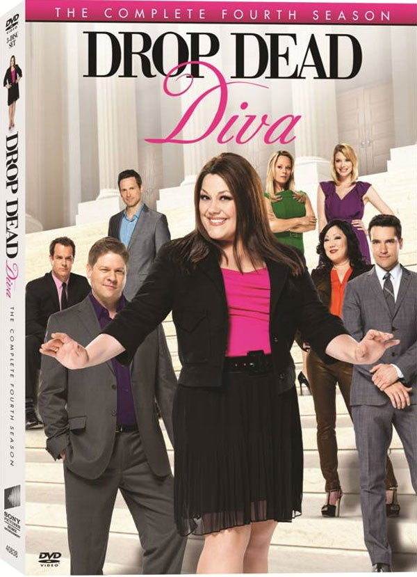 New on blu ray dvd june 18 entertainment tonight - Drop dead diva trama ...