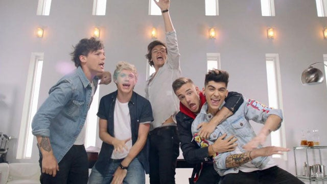 One direction debuts best song ever music video entertainment one direction debuts best song ever music video entertainment tonight thecheapjerseys Images