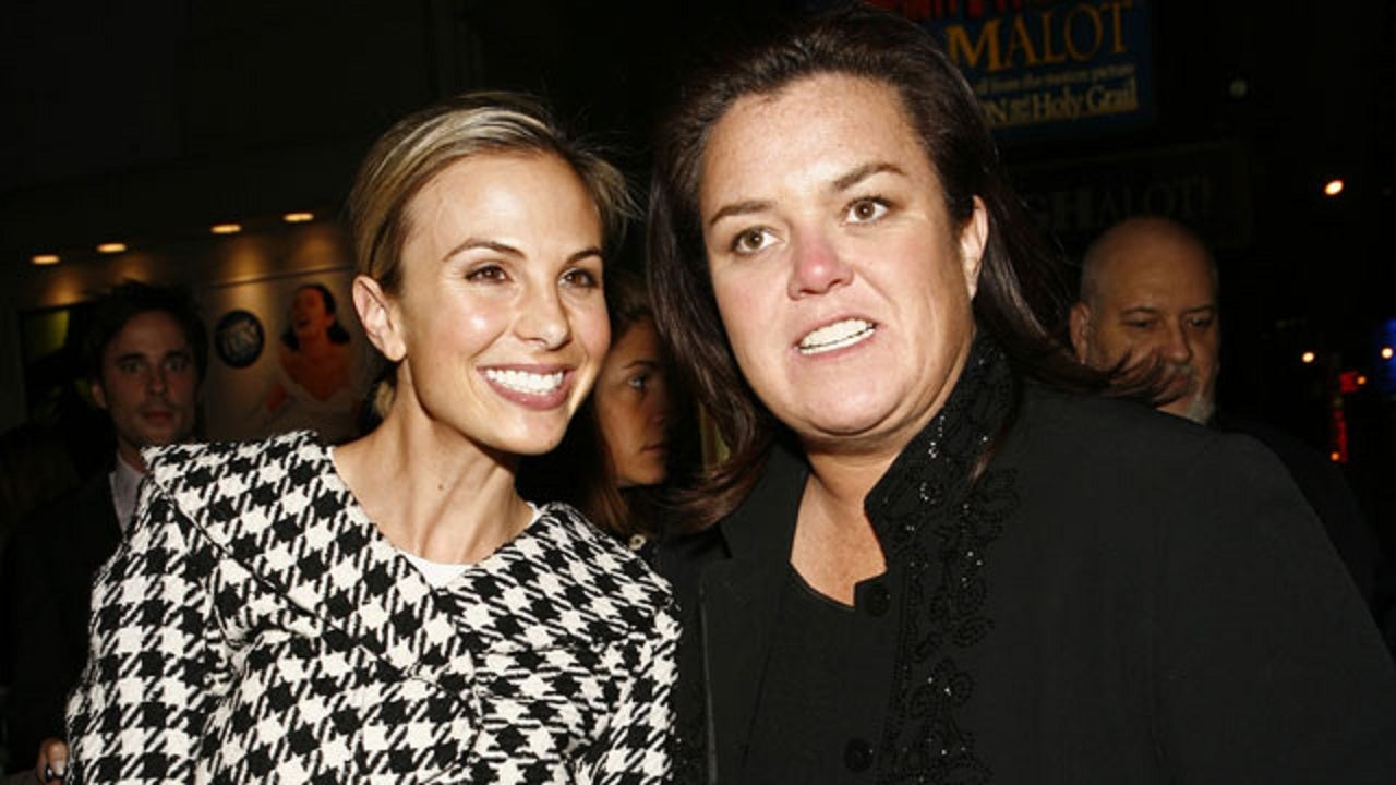Rosie O'Donnell Elisabeth Hasselbeck: The War Is Over! nudes (31 image)