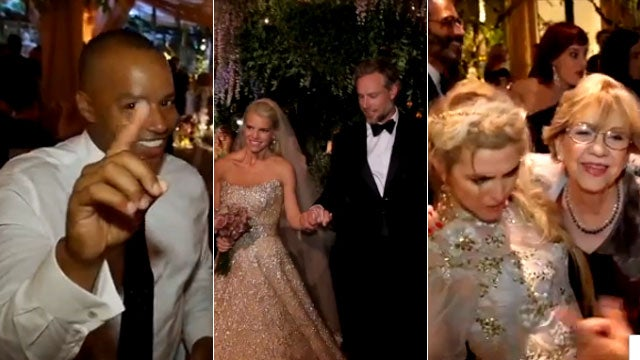 The Dress, the Guests, the Dancing! Inside Jessica Simpson ...