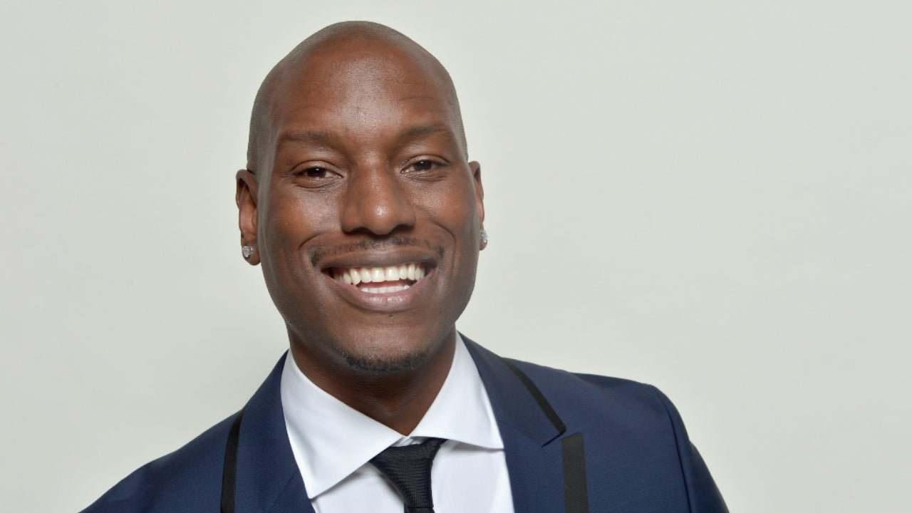Pics photos tyrese gibson picture 8 - 8 Reasons Why Tyrese Gibson Is The Absolute Best Entertainment Tonight
