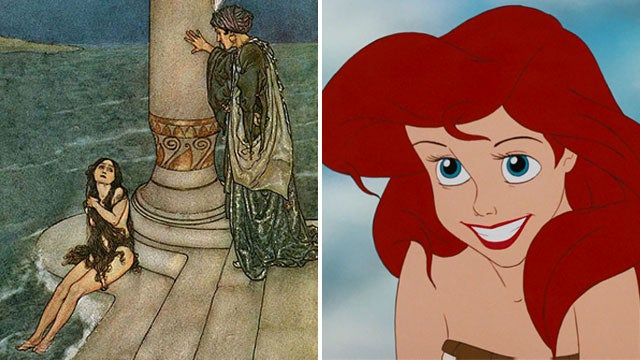 disney vs brother grims In disney's version: rapunzel is a beautiful princess with long blonde hair who lives trapped in a tower one day she meets a bandit, and together they have plenty of adventures that are not featured in the original story in the original story: this is maybe the happiest grimm brothers story in the list.