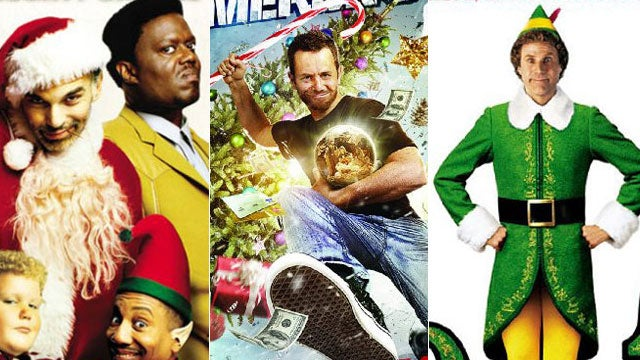 a definitive look at the best and worst christmas films released since 2000 entertainment tonight - Old Christmas Movies