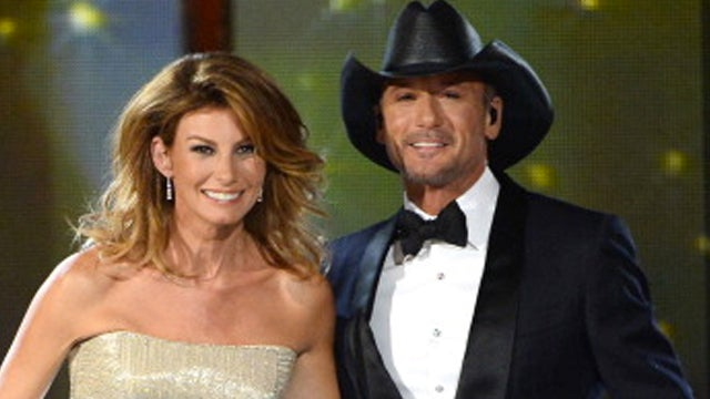 Tim McGraw And Faith Hill Are Releasing A Joint Album