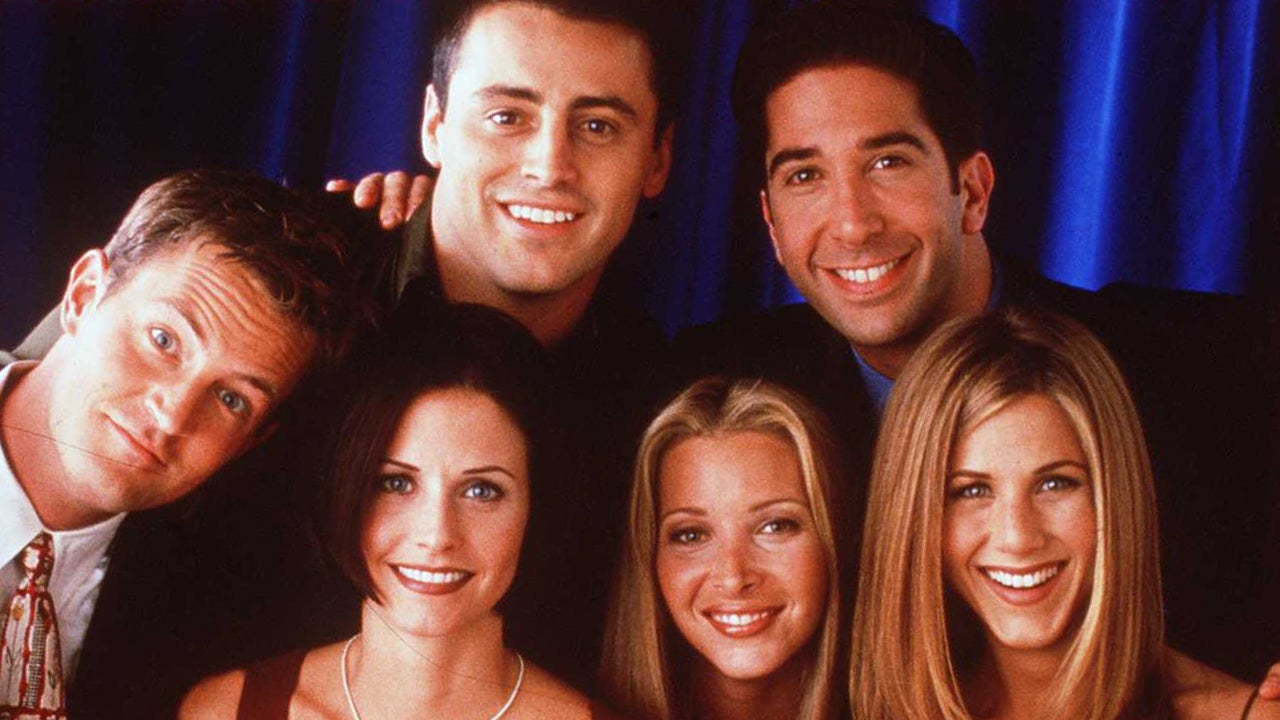 The Definitive Guide to Binge-Watching 'Friends' on Netflix