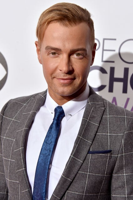 Joey Lawrence Debuts Unrecognizable Look at the People's ...