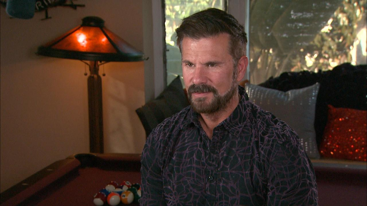 lorenzo lamas talks about his 28yearold wife carrying
