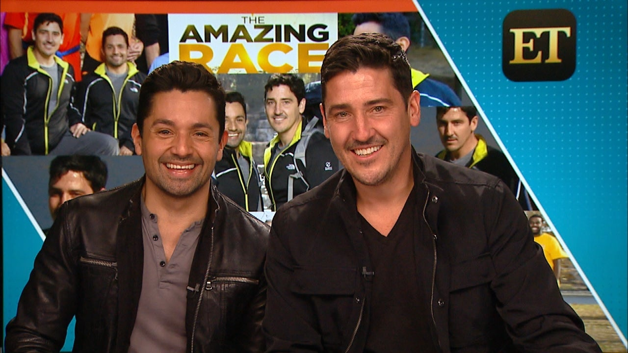 New Kids on the Block's Jonathan Knight, Boyfriend Join Amazing Race' Cast
