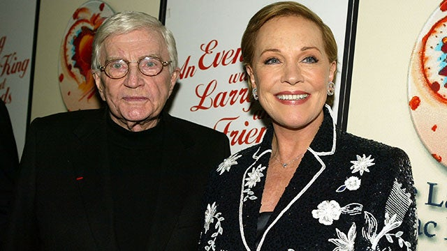 Julie Andrews Opens Up About 41 Year Marriage 39 It Was A