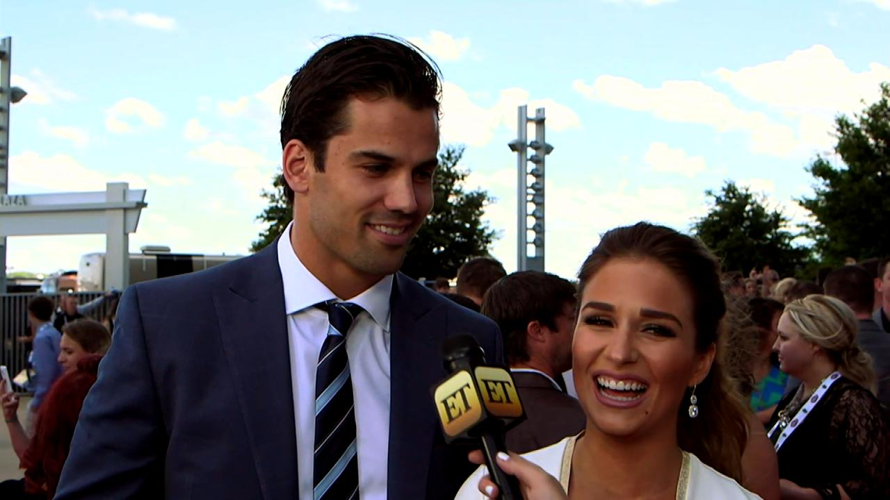 Jessie James Decker And Eric Decker On Expecting A Baby