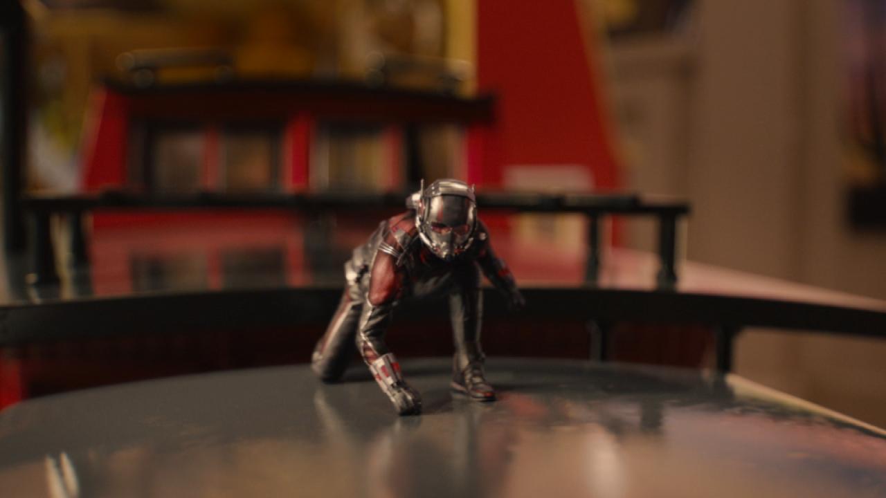 'Ant-Man' Post-Credits Scenes - IMDb