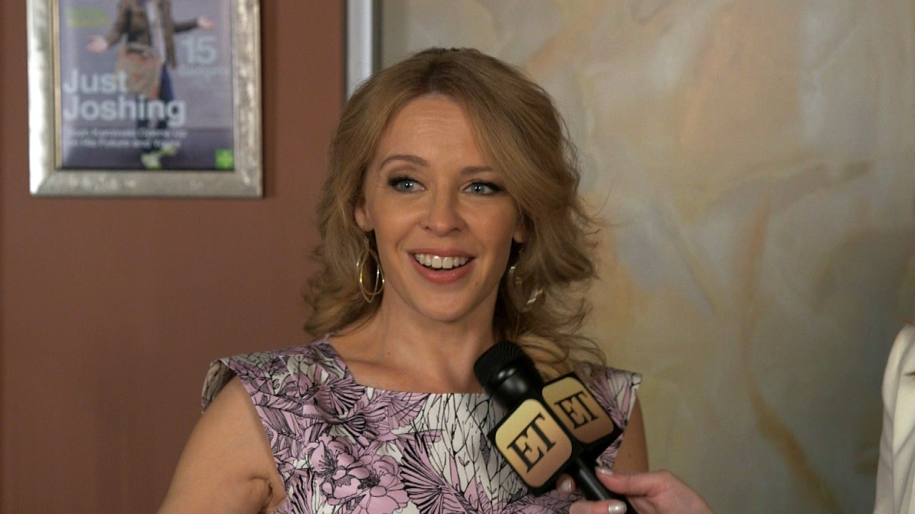 Exclusive Kylie Minogue Spills On Her Young Amp Hungry