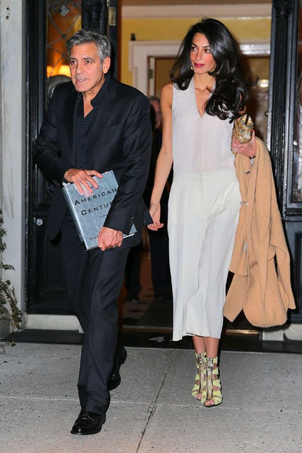 How Much Does It Cost To Dress Like Amal Clooney It 39 S Not