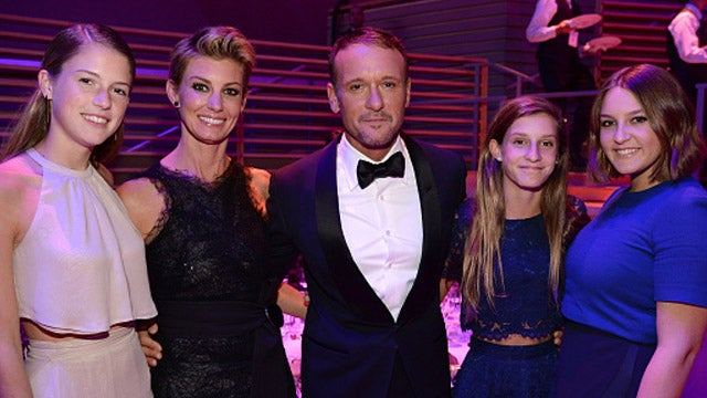 Tim McGraw and Faith Hill's Daughters Are All Grown Up ...