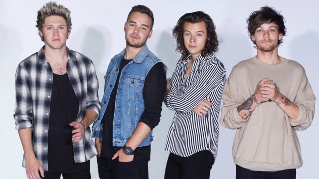 One Direction Releases First Official Photo Without Zayn Malik