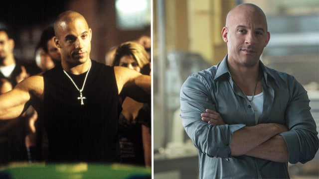 from the 39 the fast and the furious 39 to 39 furious 7 39 the cast then and now entertainment tonight. Black Bedroom Furniture Sets. Home Design Ideas
