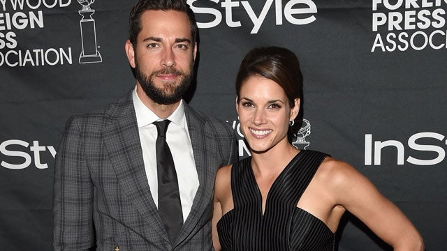 zachary levi and missy peregrym relationship questions