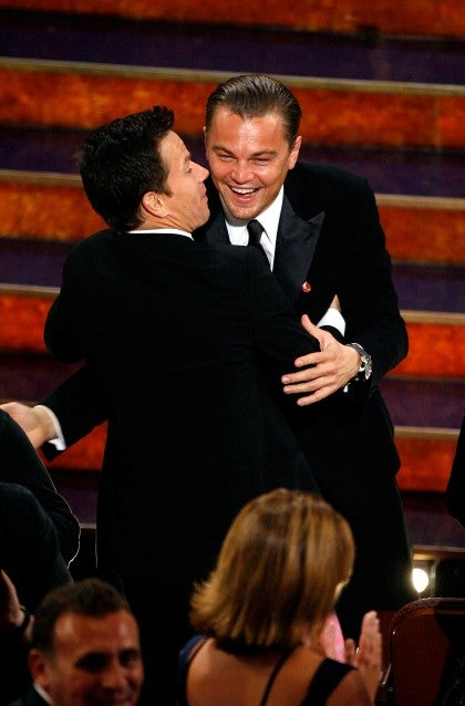 Mark wahlberg gay leo dicaprio