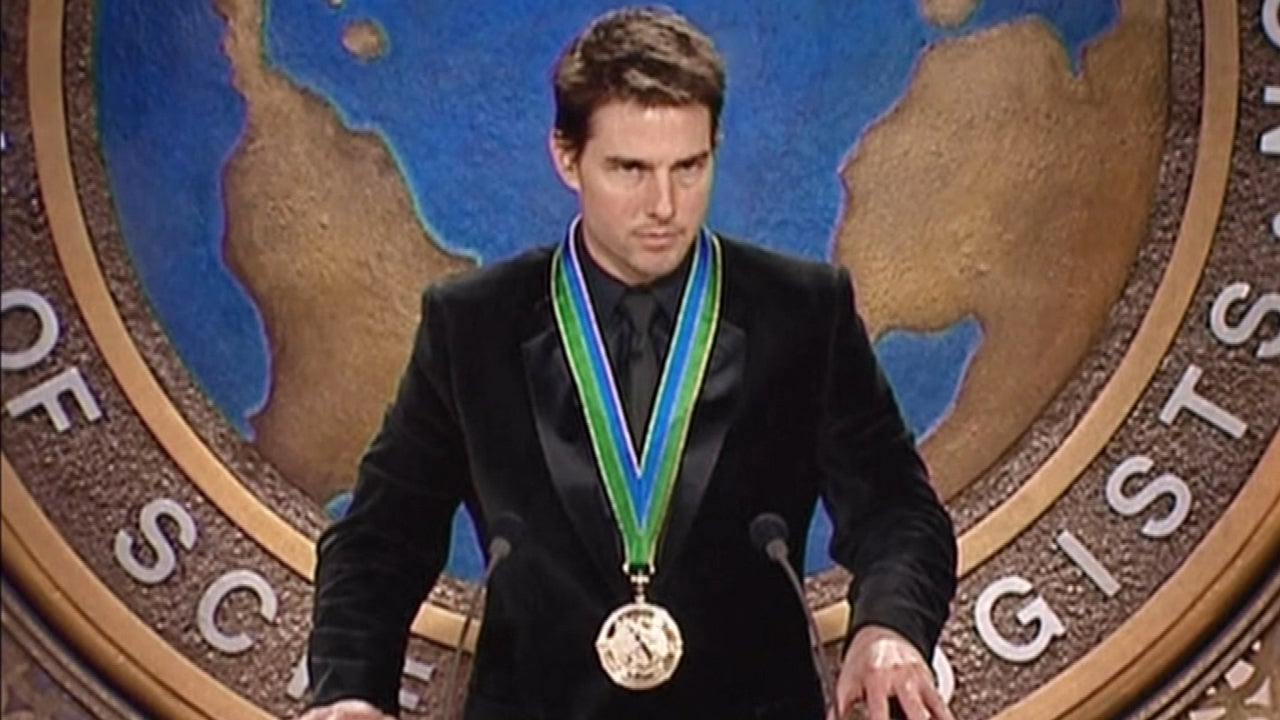 Is Scientology Keeping Tom Cruise From Seeing Suri