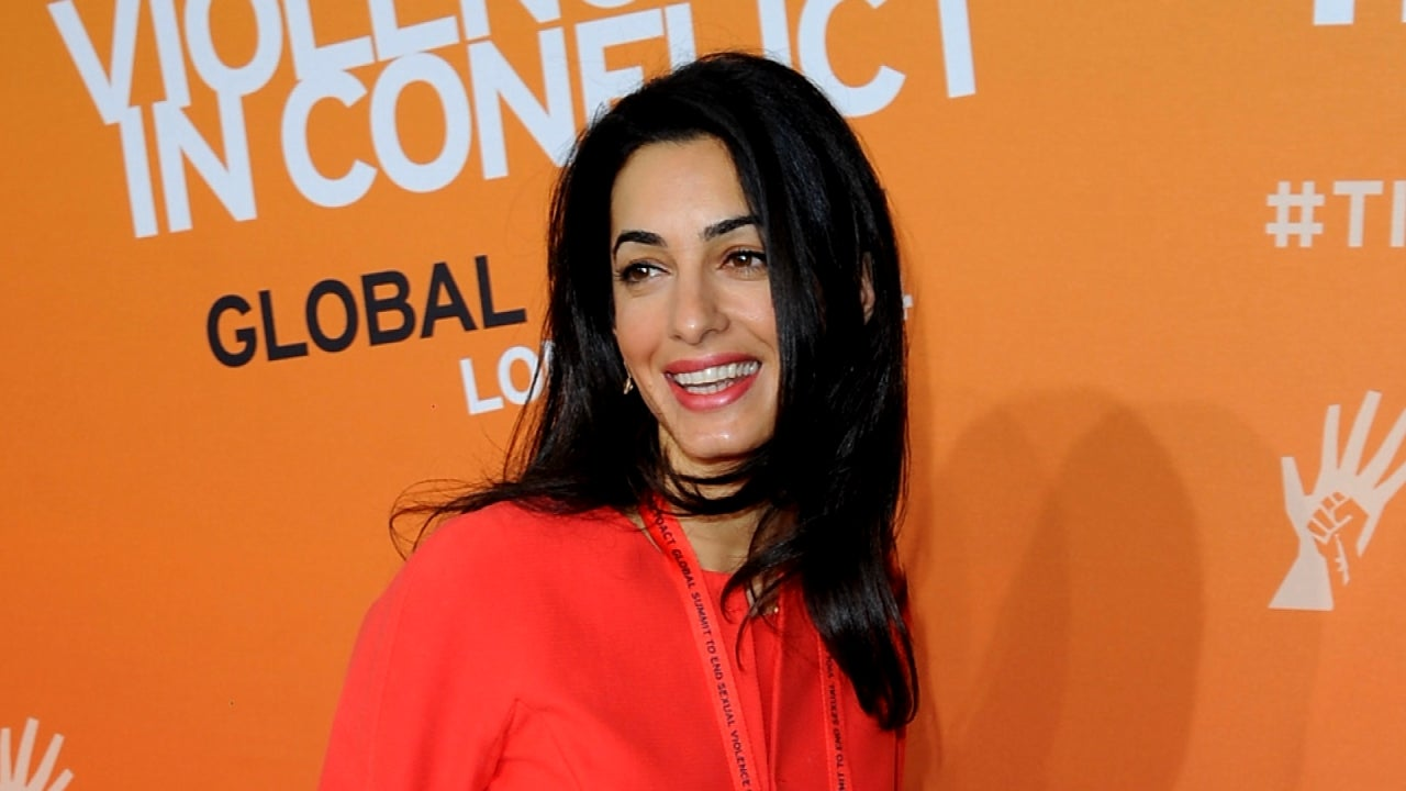 Amal Clooney's Rapid Evolution Into a Style Icon