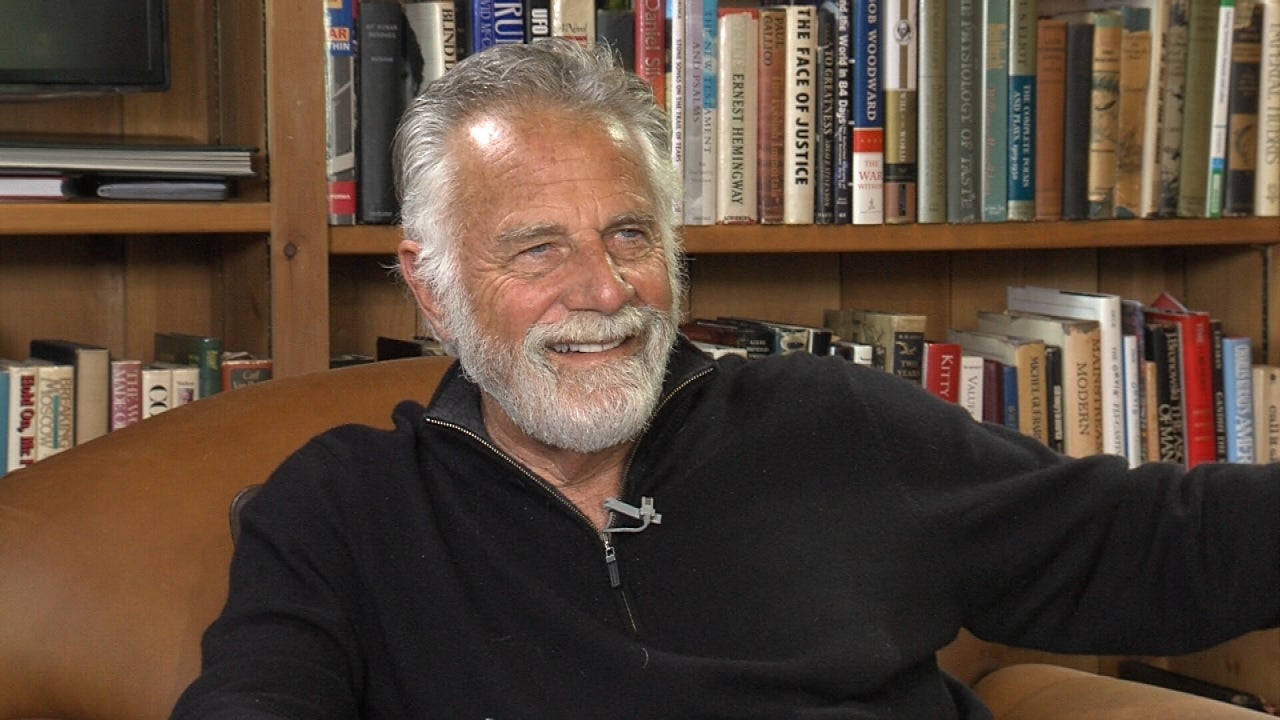 the interesting true story of the most interesting man in the world