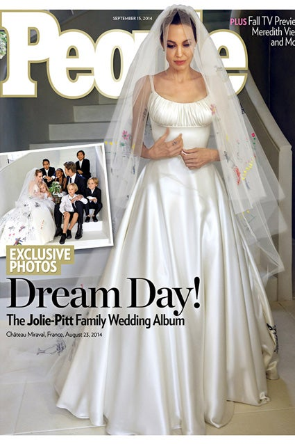 9 best celeb wedding dresses entertainment tonight people junglespirit Image collections