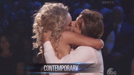 dancing with the stars couple dating pictures