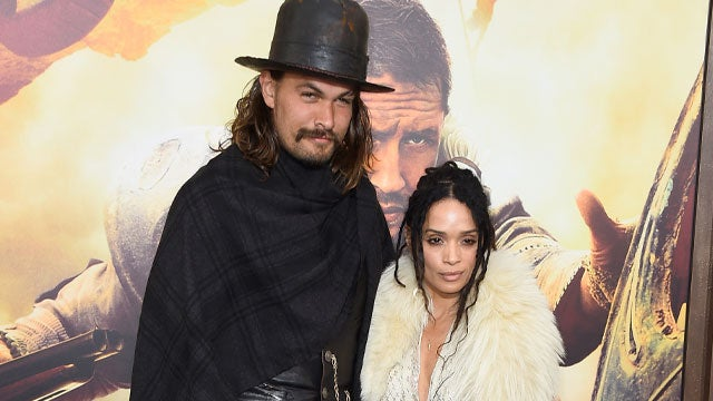 Jason Momoa And Lisa Bonet Are Officially Husband And Wife: Their Secret Wedding Details