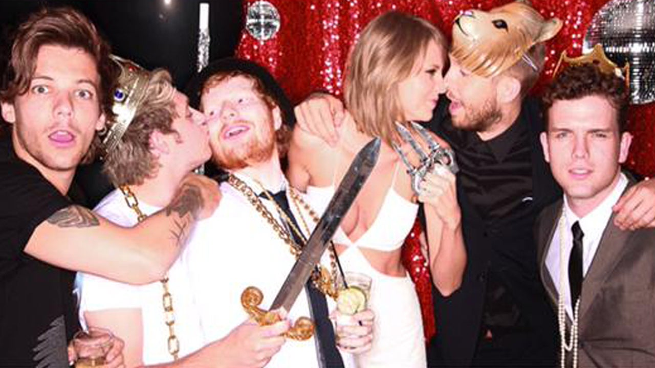 Is Taylor Fast Dating Niall From One Direction