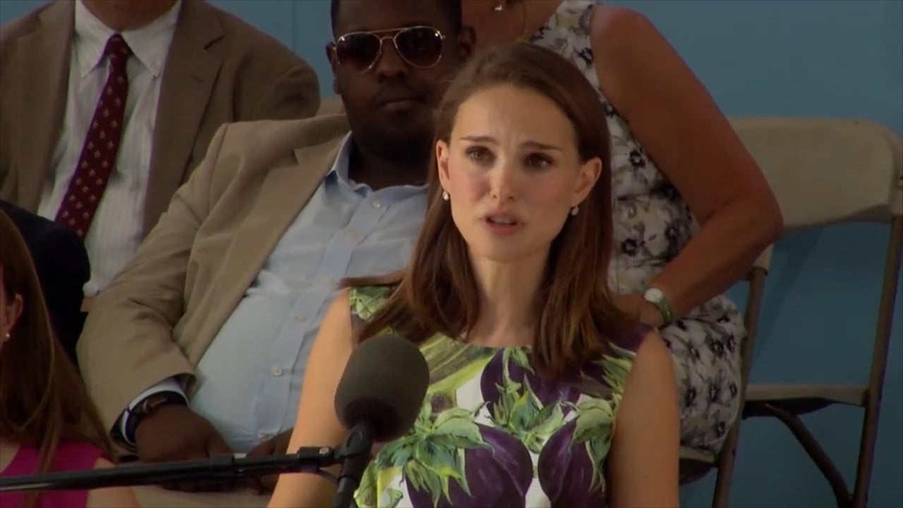 Natalie Portman Recalls 'Heartbreak' and 'Difficult Times' at