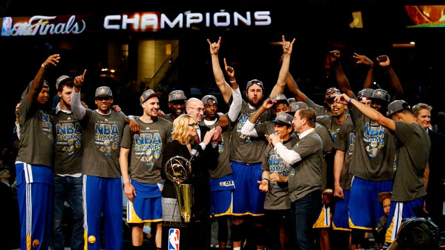 Golden State Warriors Are 2015 NBA Champions! Read the ...