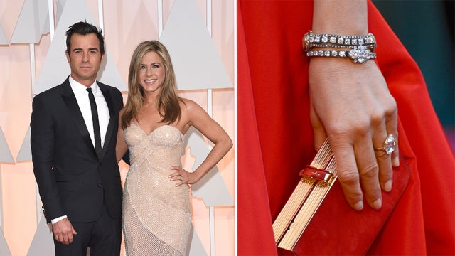 Blinged Out Celeb Enement Rings By The Numbers Entertainment Brad Pitt