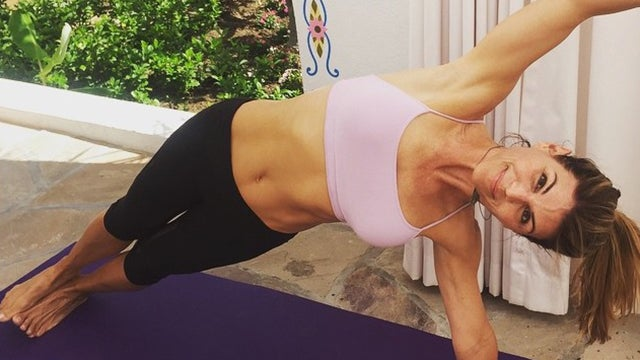 Lori Loughlin Shows Off Amazing Abs At 50