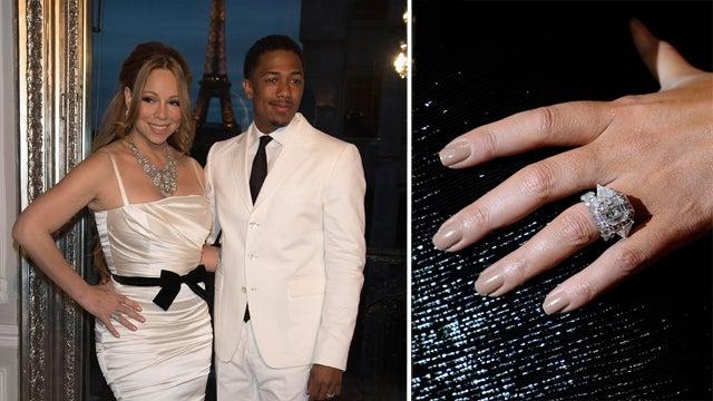 Nick Cannon Mariah Carey James Packer Billionaire Ring