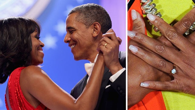 Watch President Barack Obama is married to First Lady Michelle Obama video