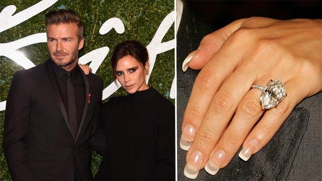 Celebrity wedding ring cost