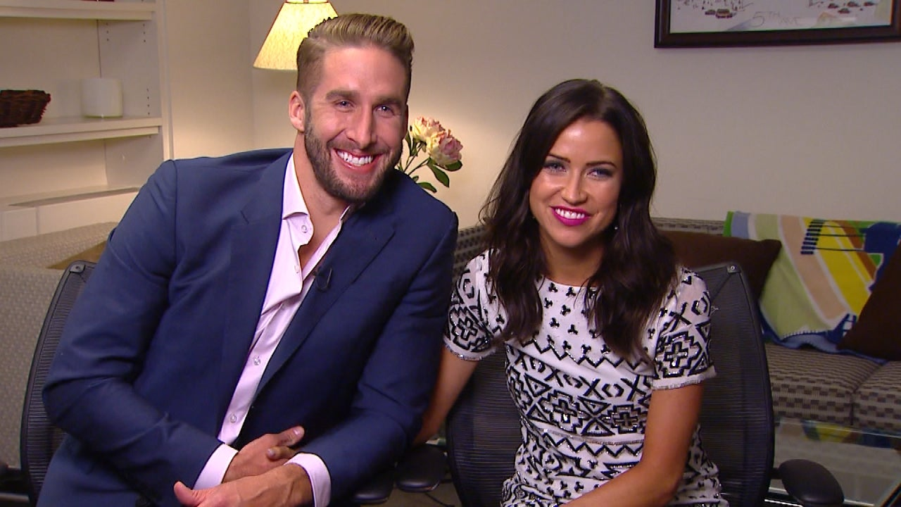 Bachelorette Kaitlyn Bristowe Laughs Off Cringe Worthy Finale Moment With Nick Viall