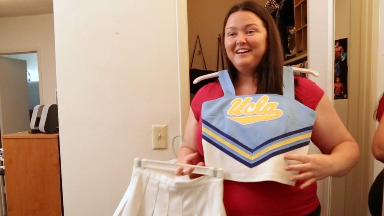 Tragedy Strikes Ex College Cheerleader On Extreme Weight Loss