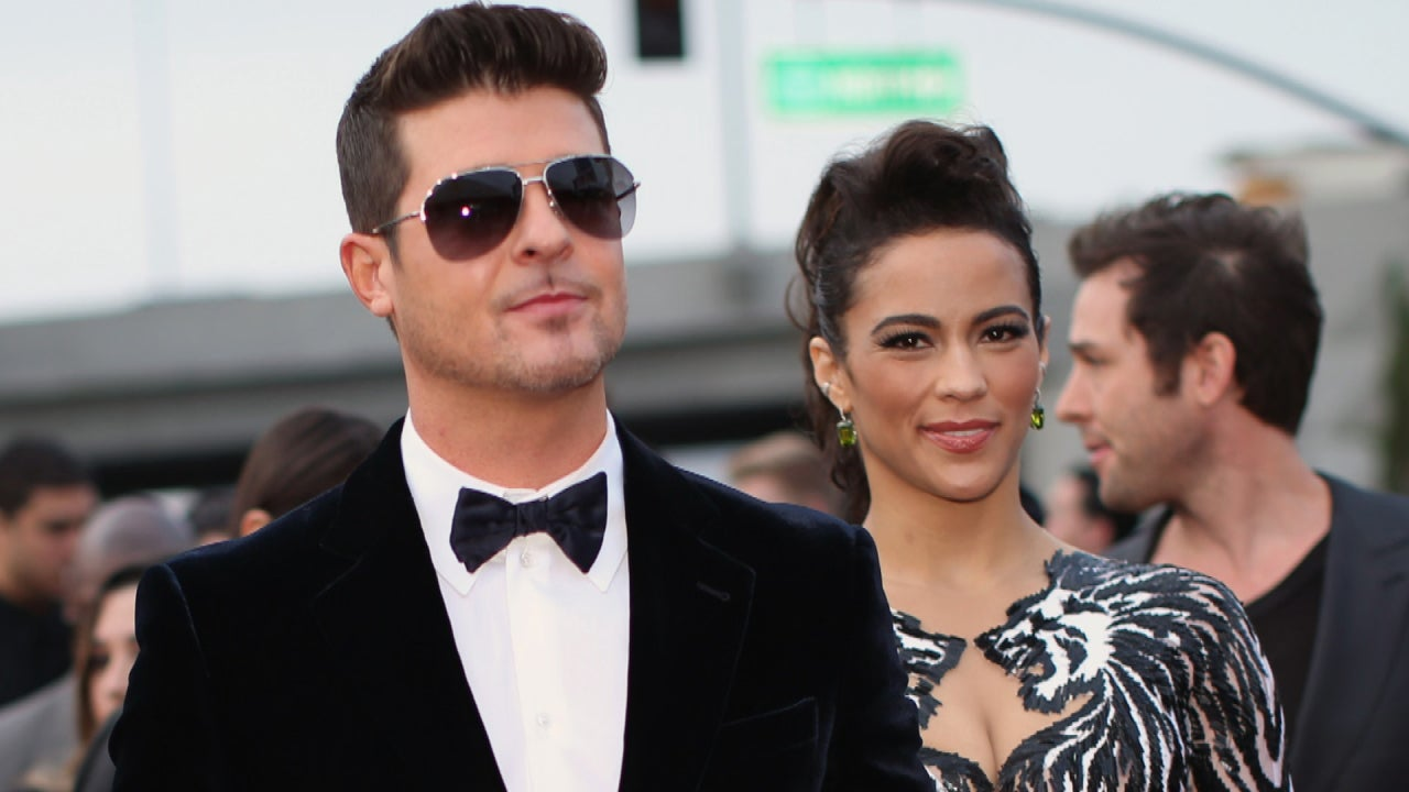Is Robin Thickes Latest Attempt at Getting Paula Patton Back Too Much